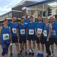 Team Evers takes part in Birketts' Race4Business